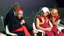 Intervention du Cardinal André Vingt-trois aux Bernardins (Inter-religieux - Dalaï-Lama) Sept 2016