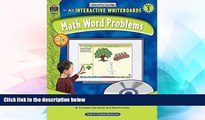 Big Deals  Math Word Problems for All Interactive Whiteboards, Grade 3  Free Full Read Best Seller