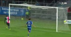 Goal - Bourg Peronnas2-1Le Havre 16.09.2016