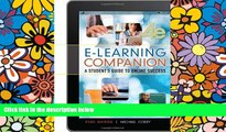 Big Deals  E-Learning Companion: Student s Guide to Online Success  Best Seller Books Most Wanted