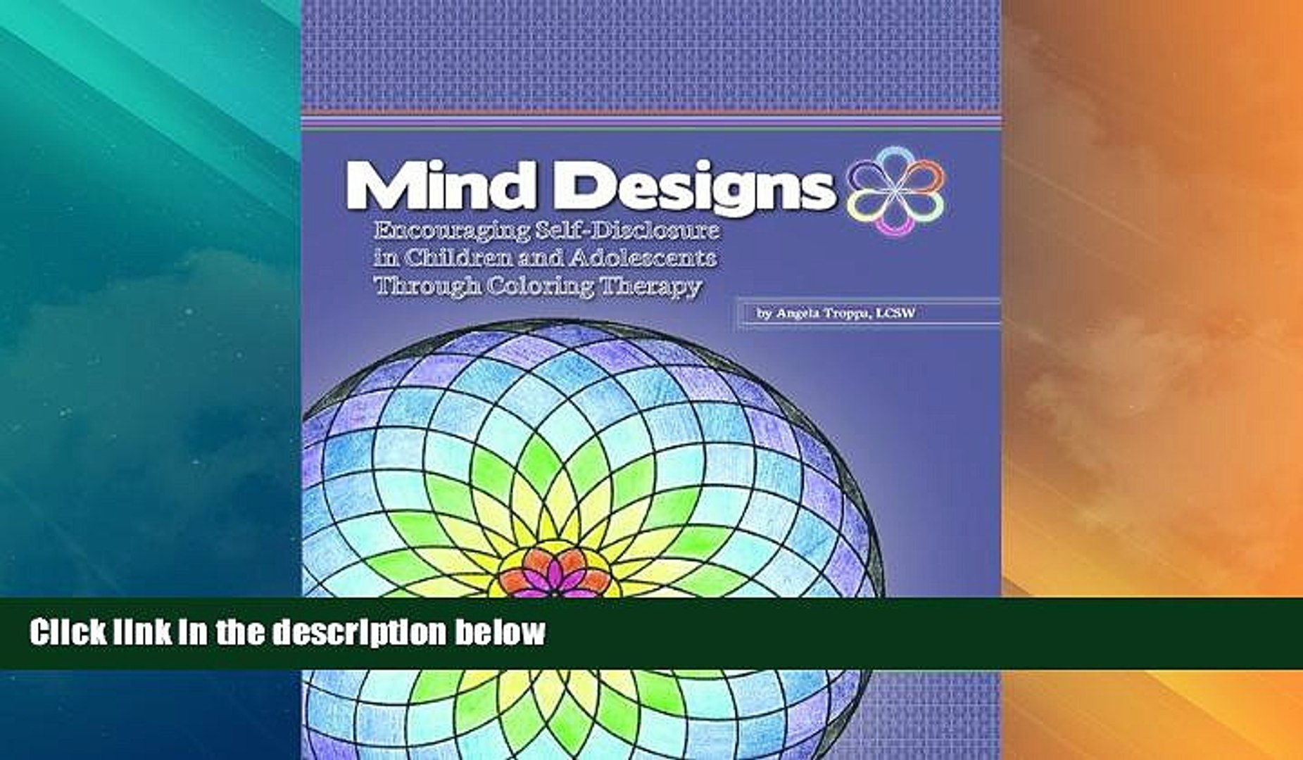 Must Have PDF  Mind Designs: Encouraging Self-Disclosure in Children and Adolescents Through