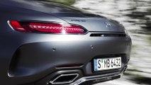 Mercedes-Benz Mercedes-AMG GT C Roadster Trailer