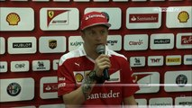 Sky F1: Kimi Raikkonen on what he would like to change in the Sport (2016 Singapore Grand Prix)