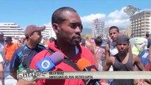 Jóvenes chavistas que se encuentran en Margarita reciben adiestramiento político