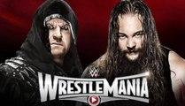 WWE WrestleMania 31 Bray Wyatt vs Undertaker Full Match en Español