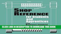 [PDF] Shop Reference for Students   Apprentices Popular Online