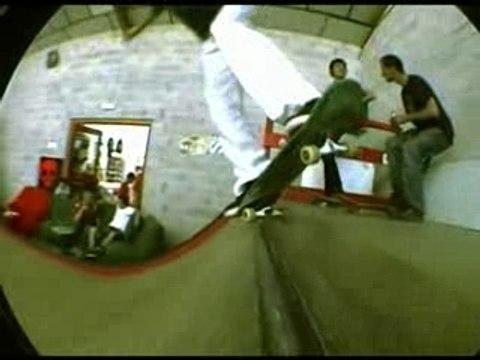 mini ramp Skate & bmx contest Hawk next