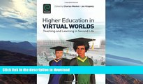 READ  Higher Education in Virtual Worlds: Teaching and Learning in Second Life (International
