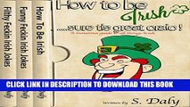 [New] Irish 3 in 1 Bundle: How to Be Irish + Funny Feckin Irish Jokes + Filthy Feckin Irish Jokes