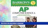 FAVORITE BOOK  Barron s AP Computer Science A with CD-ROM (Barron s AP Computer Science (W/CD))
