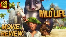 The Wild Life Full Movie REVIEW   Robinson Crusoe   Box Office Asia