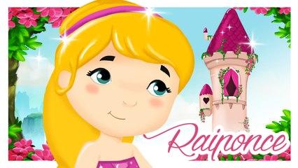Raiponce - L'histoire pour les enfants en dessin animé