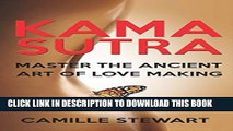 [PDF] Kama Sutra: Master The Ancient Art Of Love Making (Kama Sutra, Tantric Massage) Popular Online