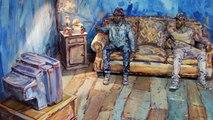 Color of Reality, le court-métrage qui critique la société en mêlant danse et peinture.