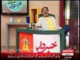 Aftab Iqbal Left the Khabarnak Show After Flyting By Amanullah Khan & Sakhawat Naz