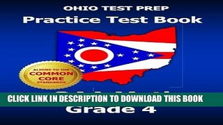 PDF OHIO TEST PREP Practice Test Book OAA Math Grade 4 Comm