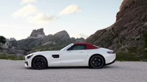 Mercedes-Benz Mercedes-AMG GT Roadster Exterior Design Trailer