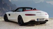 Mercedes-AMG GT C Roadster & Mercedes-AMG GT Roadster Trailer