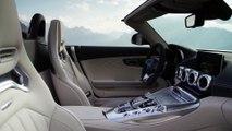 Mercedes-Benz Mercedes-AMG GT C Roadster Interior Design Trailer