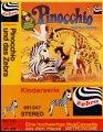 Pinoccho und das Zebra 3 ( Zebra ) MC 1978 - Alte Hörspiele by Thomas Krohn© ♥ ♥ ♥