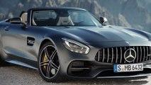 Mercedes-Benz Mercedes-AMG GT C Roadster Exterior Design