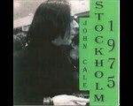 John Cale - bootleg Stockholm 11-03-1975