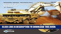 Collection Book Modern Diesel Technology: Heavy Equipment Systems