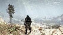 METAL GEAR SURVIVE Gameplay Demo TGS 2016