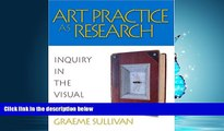 Popular Book Art Practice as Research: Inquiry in the Visual Arts