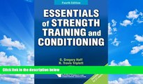 behold  Essentials of Strength Training and Conditioning 4th Edition