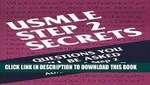 [PDF] USMLE Step 2 Secrets Popular Online