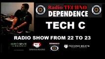 tech c radio show techno sensation #17 at techno dependence