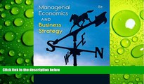 book online Managerial Economics   Business Strategy, 8th edition (Mcgraw-Hill Economics)