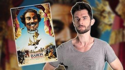FILM WARS #11 - Les aventures du baron de Munchausen (1989)