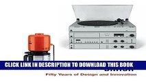 [PDF] BRAUN--Fifty Years of Design and Innovation Full Colection