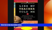 PDF [Free] Download Lies My Teacher Told Me: Everything Your
