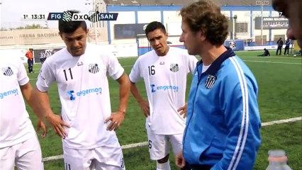 Jogos Completos: Figueirense X Santos - FUT 7 - 17/09/2016