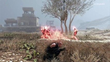 Metal Gear Survive Gameplay TGS 2016 de Metal Gear Survive