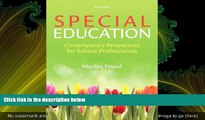 behold  Special Education, Video-Enhanced Pearson eText with Loose-Leaf Version -- Access Card
