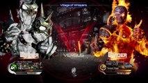 Killer Instinct  Cinder vs Cinder