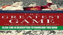 [PDF] The Greatest Game: The Montreal Canadiens, the Red Army, and the Night That Saved Hockey