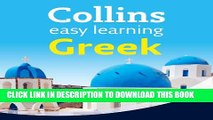 [Read PDF] Greek Easy Learning Audio Course: Learn to speak Greek the easy way with Collins Ebook