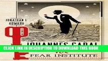 [PDF] Johannes Cabal: The Fear Institute (Johannes Cabal Novels) Popular Online