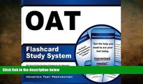 complete  OAT Flashcard Study System: OAT Exam Practice Questions   Review for the Optometry
