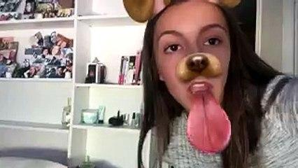Aparece fantasma en Snapchat
