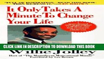 [PDF] It Only Takes A Minute To Change Your Life Full Colection