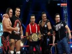 AAA World Heavyweight Title Match Texano Jr C vs El Patron A