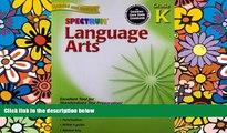 Big Deals  Language Arts, Grade K (Spectrum)  Best Seller Books Most Wanted