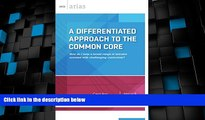 Big Deals  A Differientiated Approach to the Common Core  Best Seller Books Best Seller
