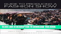 Collection Book Guide to Producing a Fashion Show